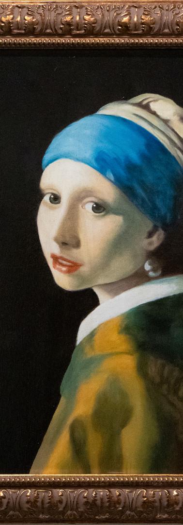 Girl with a Pearl Earring by Joan Penn