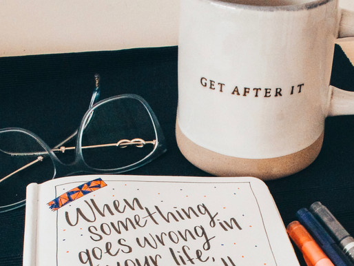Get After It: How to Look for Motivation and Inspiration When They're Nowhere to Be Found