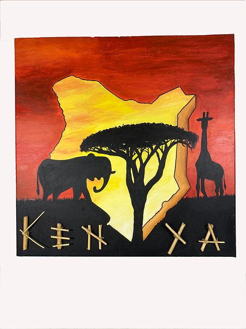 Tableau Kenya