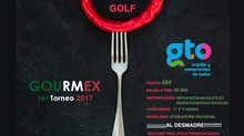 SABORMEX SPONSORS THE FIRST GOURMEX GOLF TOURNAMENT.