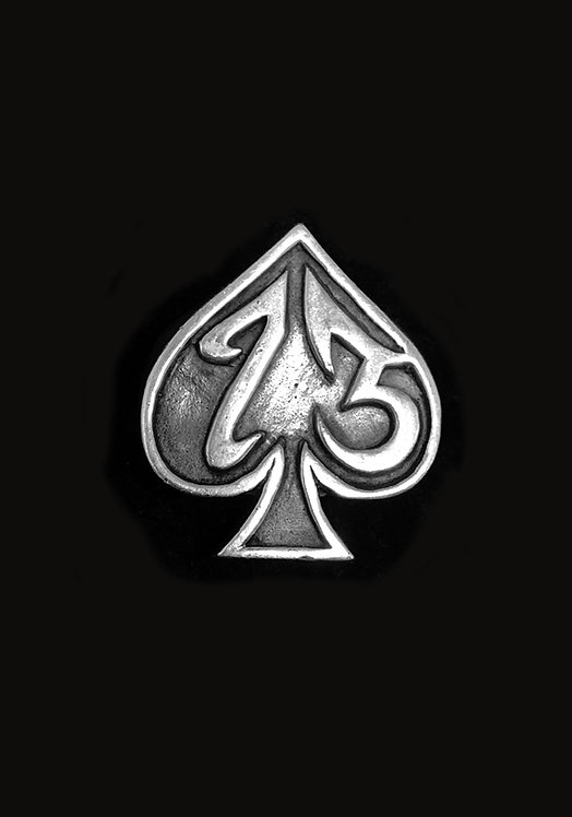 13 Of Spades Ring