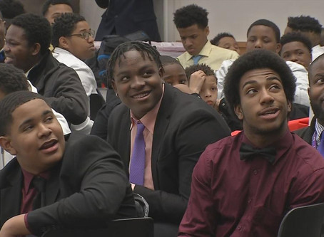 Men of Quality' holds 24th annual forum for JCPS students Mar 9, 2020