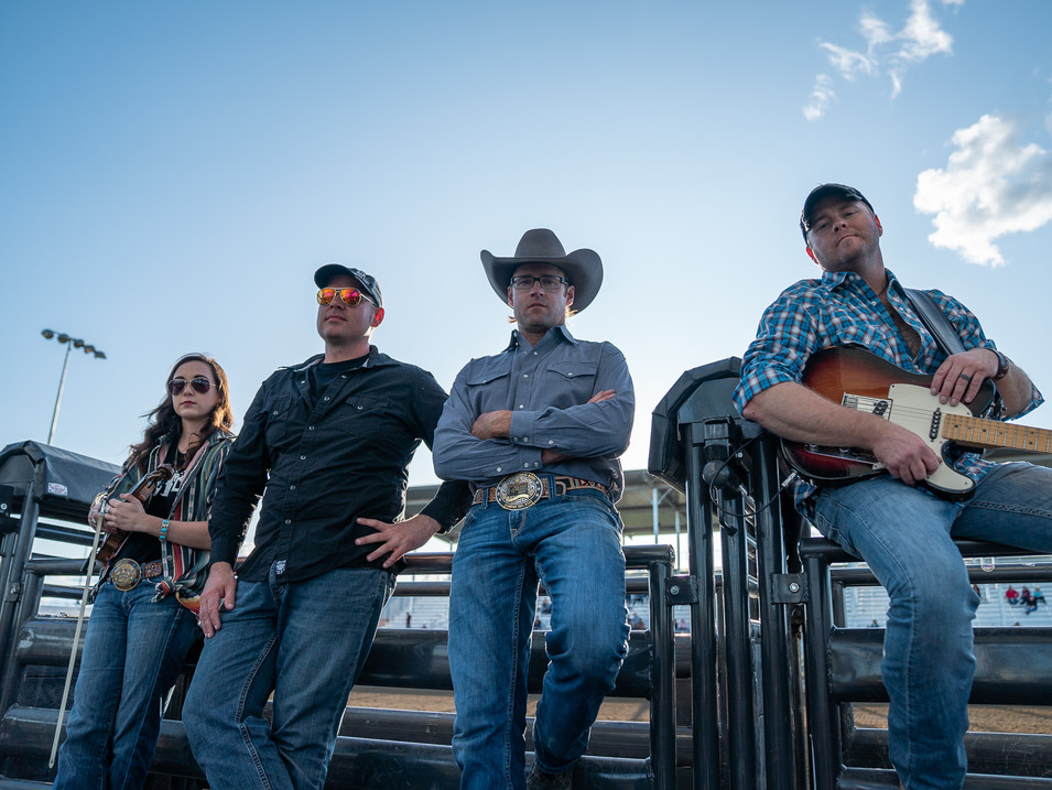 Breaking Eight country rock rodeo band.j