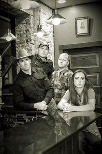 Beni Paulson's Breaking Eight is the perfect country rock band for your next event!