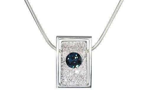 Birthstone Pendant Sagittarius | Swarovski Crystal Birthstones