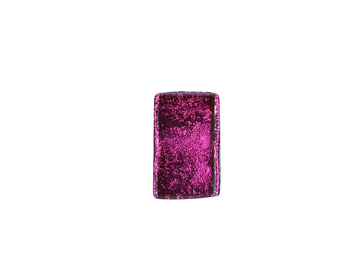 Northern Lights Glass Pendant Sparkling Fuchsia by Ellen Kvam
