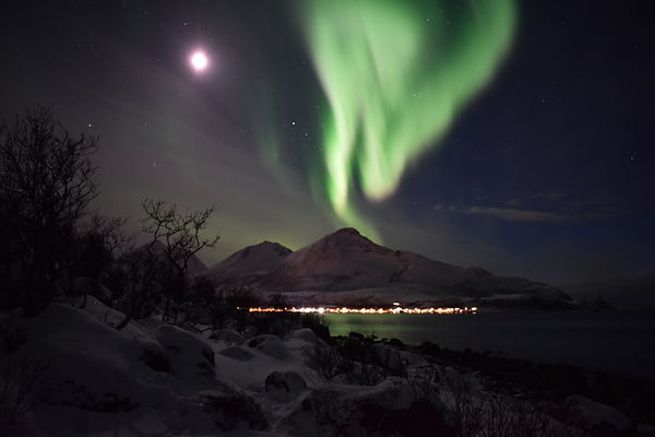 How to see the Northern Lights | Northern Lights Safari | Tromsø, Norway