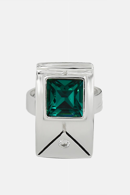Reunion Ring - Emerald