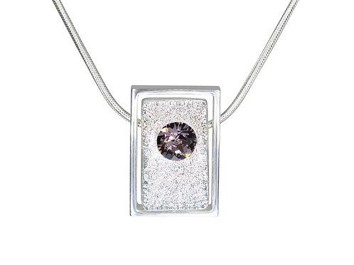 Birthstone Pendant Gemini | Swarovski Crystal Birthstones