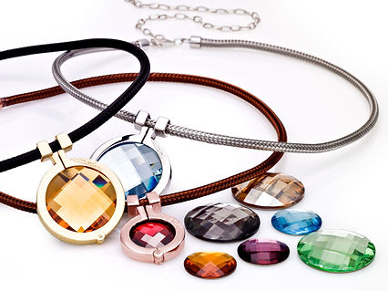 Star Stone Necklace by Ellen Kvam Norwegian Design