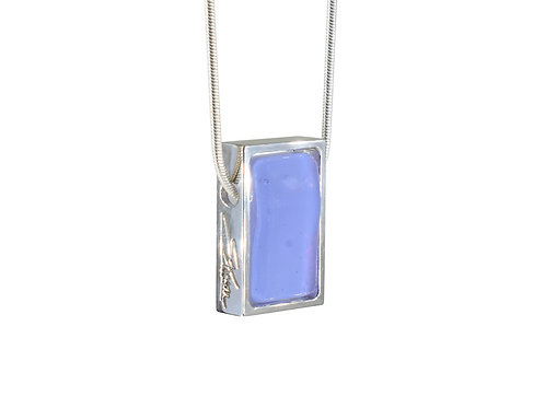 Northern Lights Necklace Neo Lavender