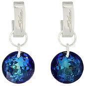 Classic Crystal Earrings | Swarovski Crystal | Sterling Silver | Ellen Kvam Norwegian Design