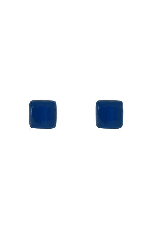 Navy Blue Studs