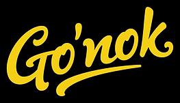GoNok Logo Yellow