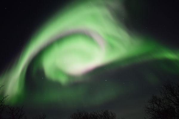 Aurora Borealis Eruption | Tromsø, Norway | Nordlys safari