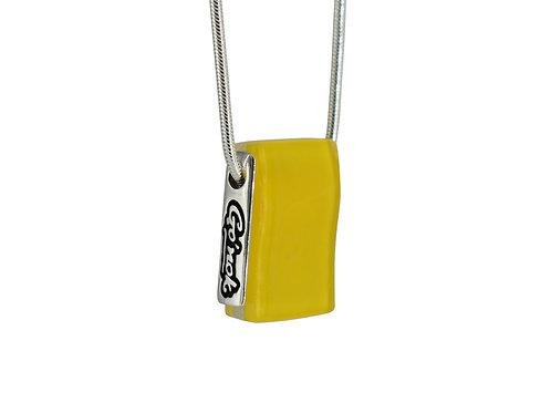 Go Nok Necklace in Yellow