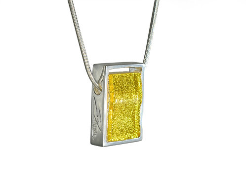 Northern Lights Necklace Sparkling Canari