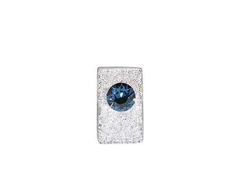 Sagittarius Birthstone Glass Pendant
