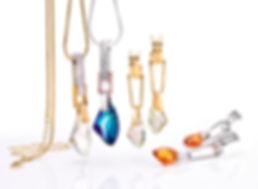 Design Jewellery: Frozen Embers collection by Ellen Kvam Norwegian Design