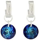 Classic Crystal Earrings by Ellen Kvam Norwegian Design