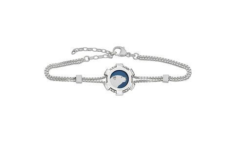 HITI Planet Bracelet (925 Silver Chain)