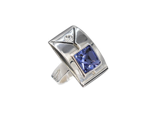 Reunion Ring - Tanzanite