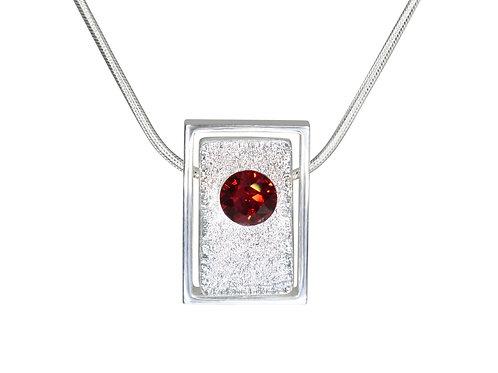 Birthstone Pendant Capricorn | Swarovski Crystal Birthstones
