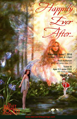 2014-6-7 Happily Ever After poster