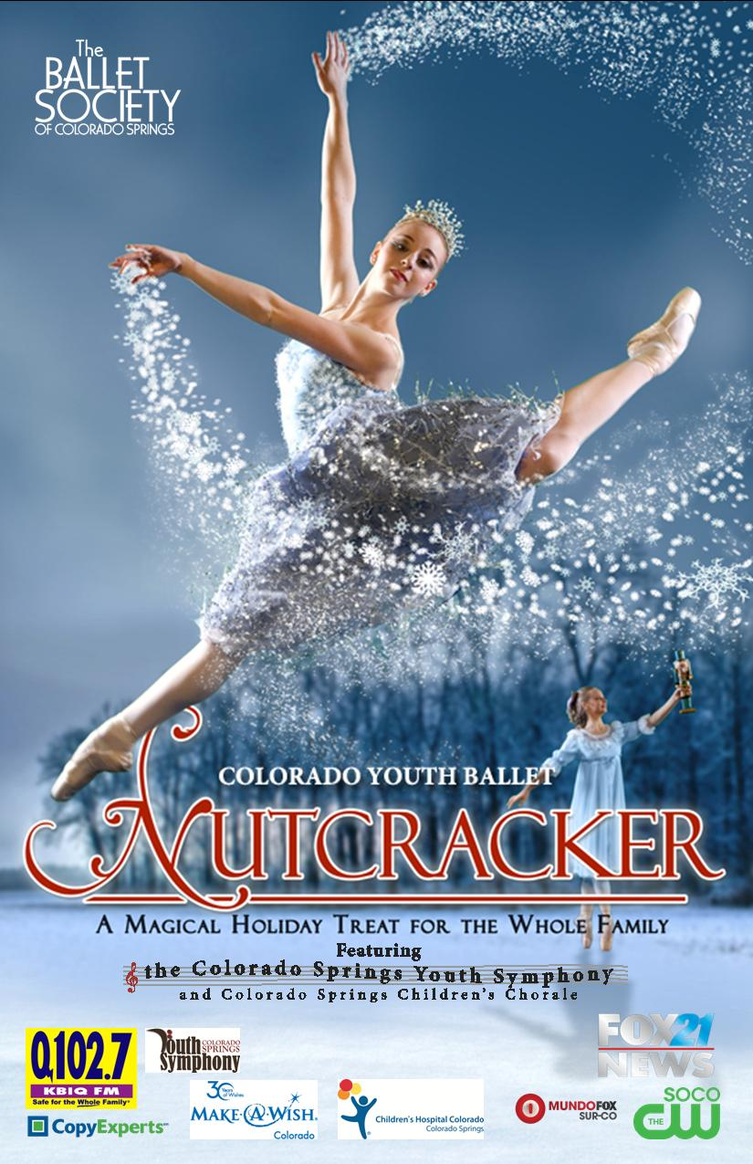 2013-12 Nutcracker program cover