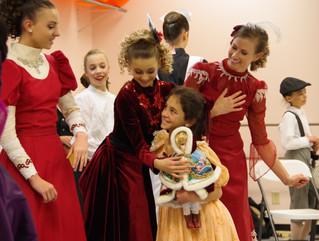 Colorado Youth Ballet Introduces 2017 Nutcracker 'Dancer for A Day'