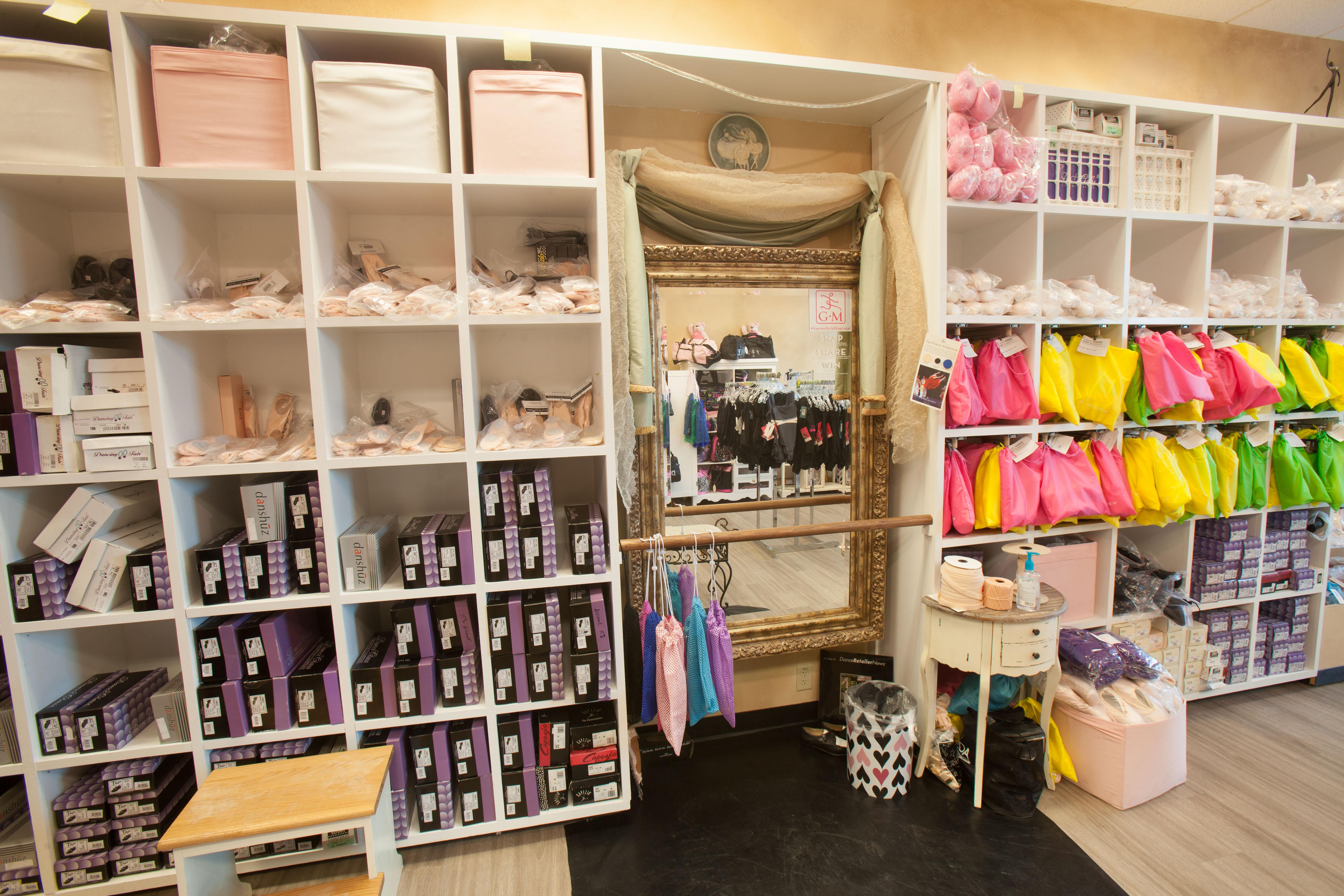 Ballerina Boutique Interior 42