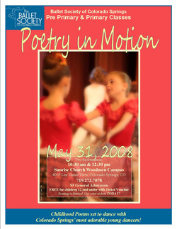 2008-5-31 Poetry in Motion poster