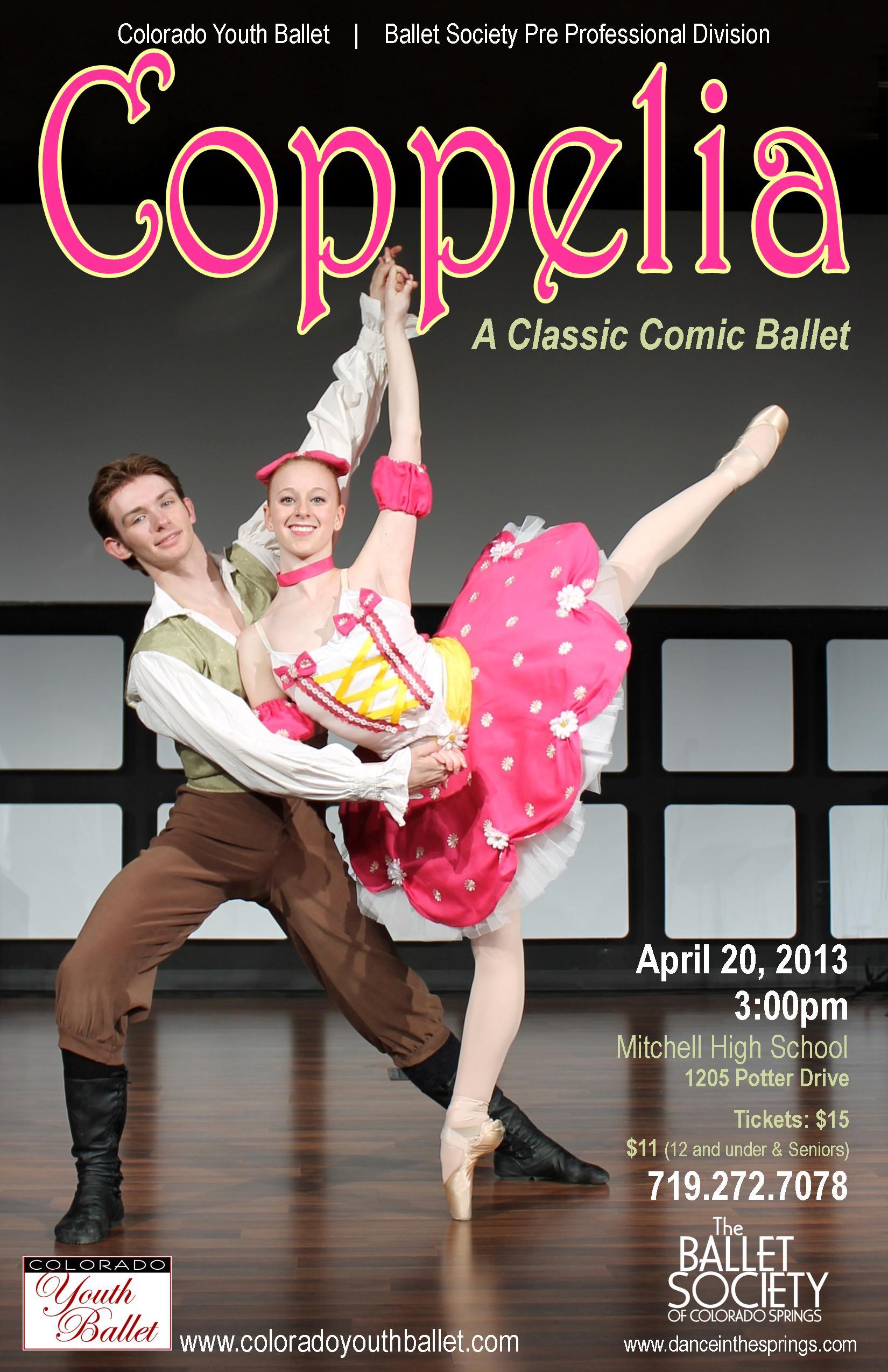 2013-4-20 Coppelia poster