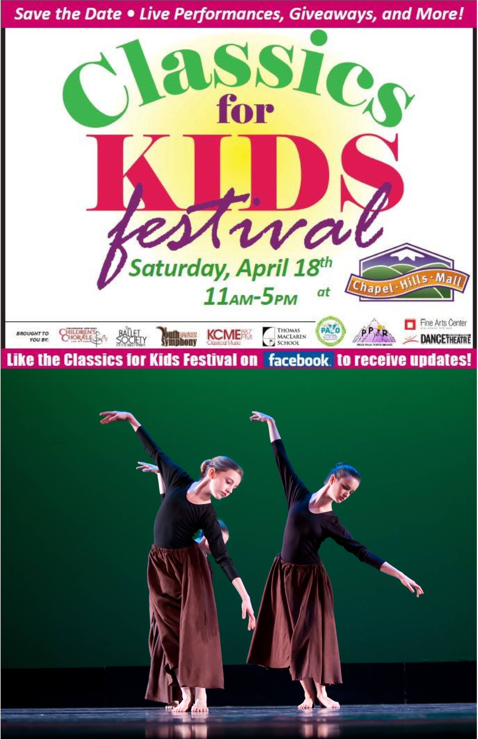 2015-4-18 Classica for Kids Festival poster website