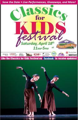 2015-4-18 Classica for Kids Festival poster website