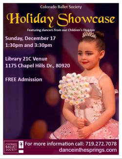 Holiday Showcase Image