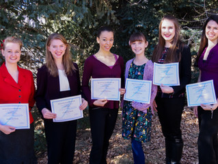 National Honor Society for Dance Arts Chapter Comes to Colorado Ballet Society
