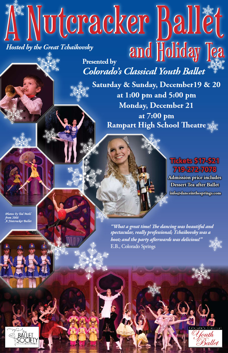 2009-12-19 CCYB Nutcracker Tea poster