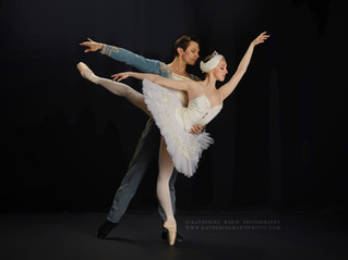 First Full-length Ballet at the Ent Center for the Arts Features Colorado Ballet Principal Dancers i