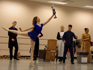 Cancer Survivor is the 2018 'Dancer for A Day' for A Colorado Nutcracker