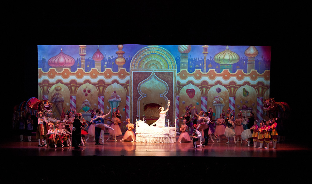 (Nutcracker Finale Photo by: Ted Mehl of A Better Image Photography)