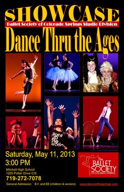2013-5-11 Studio Div Showcase poster