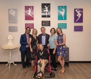 Sarasota Professional Dancers take First Position as New Directors at Colorado Ballet Society