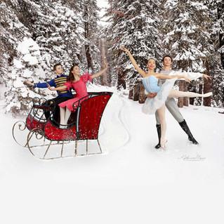 Historic Scavenger Hunt Highlights Ballet Society's 'A Colorado Nutcracker'