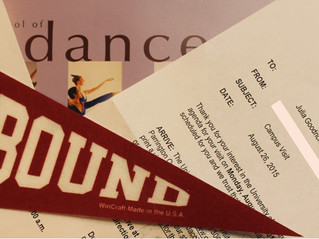 10 Things to Know About College Ballet Auditions