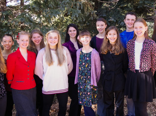 Ballet Society National Honor Society for Dance Arts Chapter Provides Workshop for Local Children