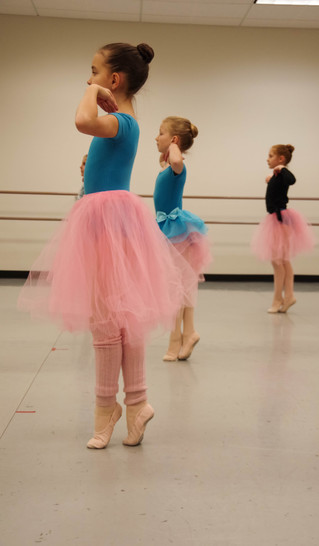 Helping your Dancer through Insecurities