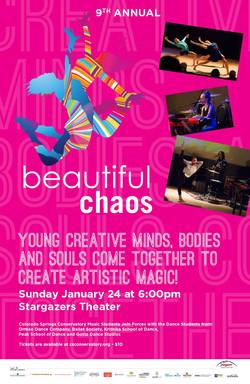 2016-1-24 Beautiful Chaos poster