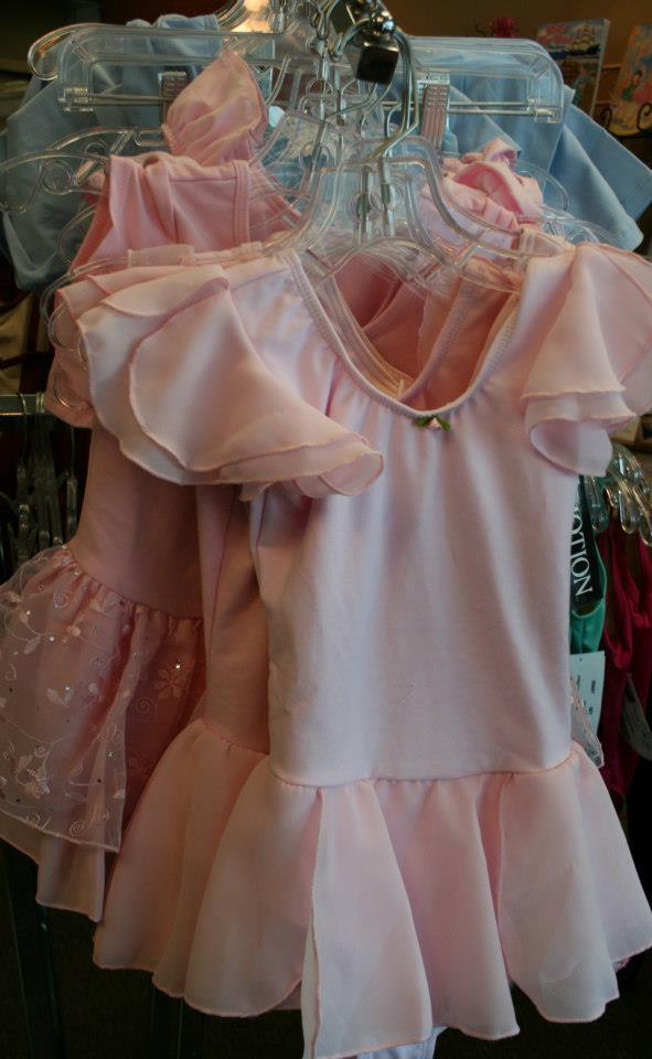 Ballerina Boutique Children Leotards