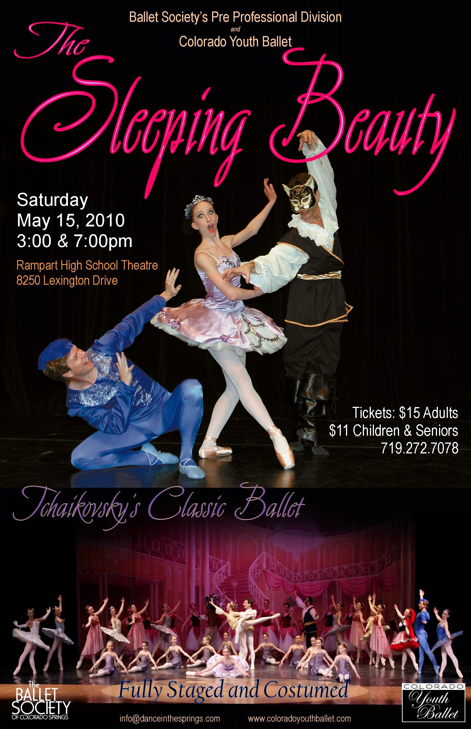 2010-5-15 Sleeping Beauty poster
